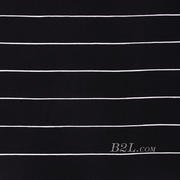 条子 横条 圆机 针织 纬编 T恤 针织衫 连衣裙 棉感 弹力 期货 60312-150