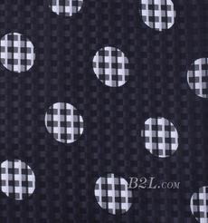 圆点 棉感 印花 平纹 外套 衬衫 上衣 70622-155