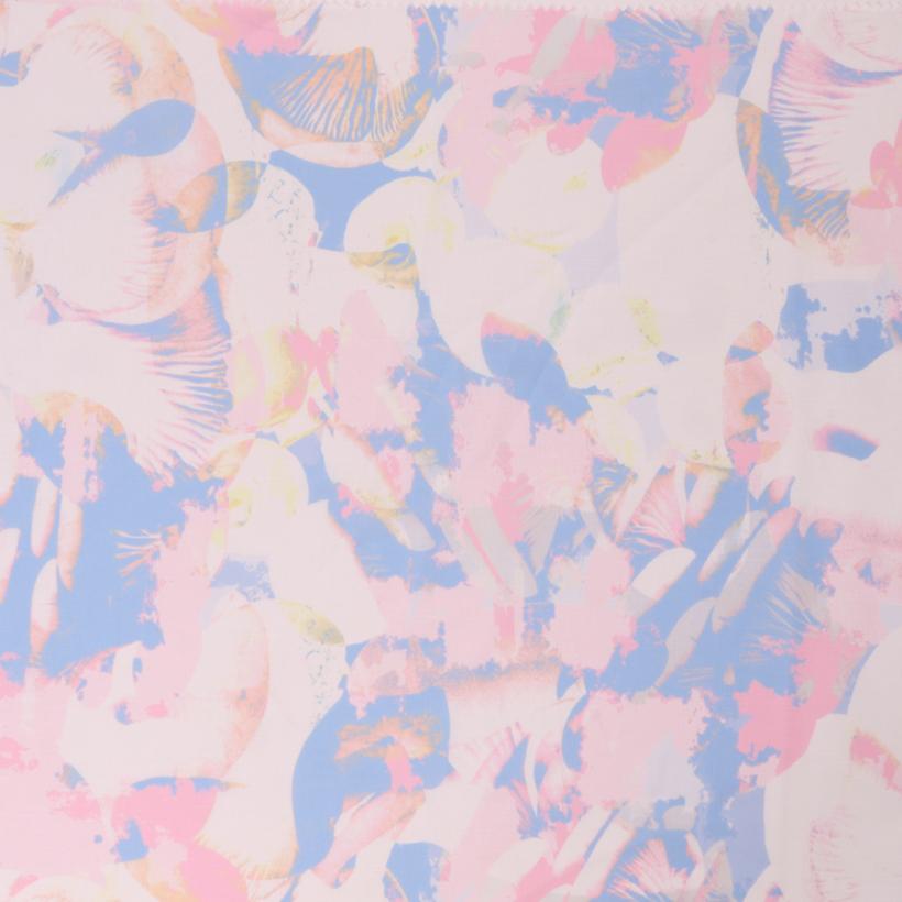 抽象 期货 梭织 印花 连衣裙 衬衫 短裙 薄 女装 春秋 60621-158