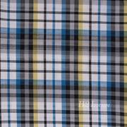 格子 棉感 色织 平纹 外套 衬衫 上衣 70622-151