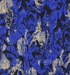提花 梭織 色織 抽象 金線 無彈 春夏秋 禮服 連衣裙 外套 女裝 80408-12
