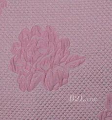 花朵 提花 色织 女装 外套 大衣 春秋 60409-19