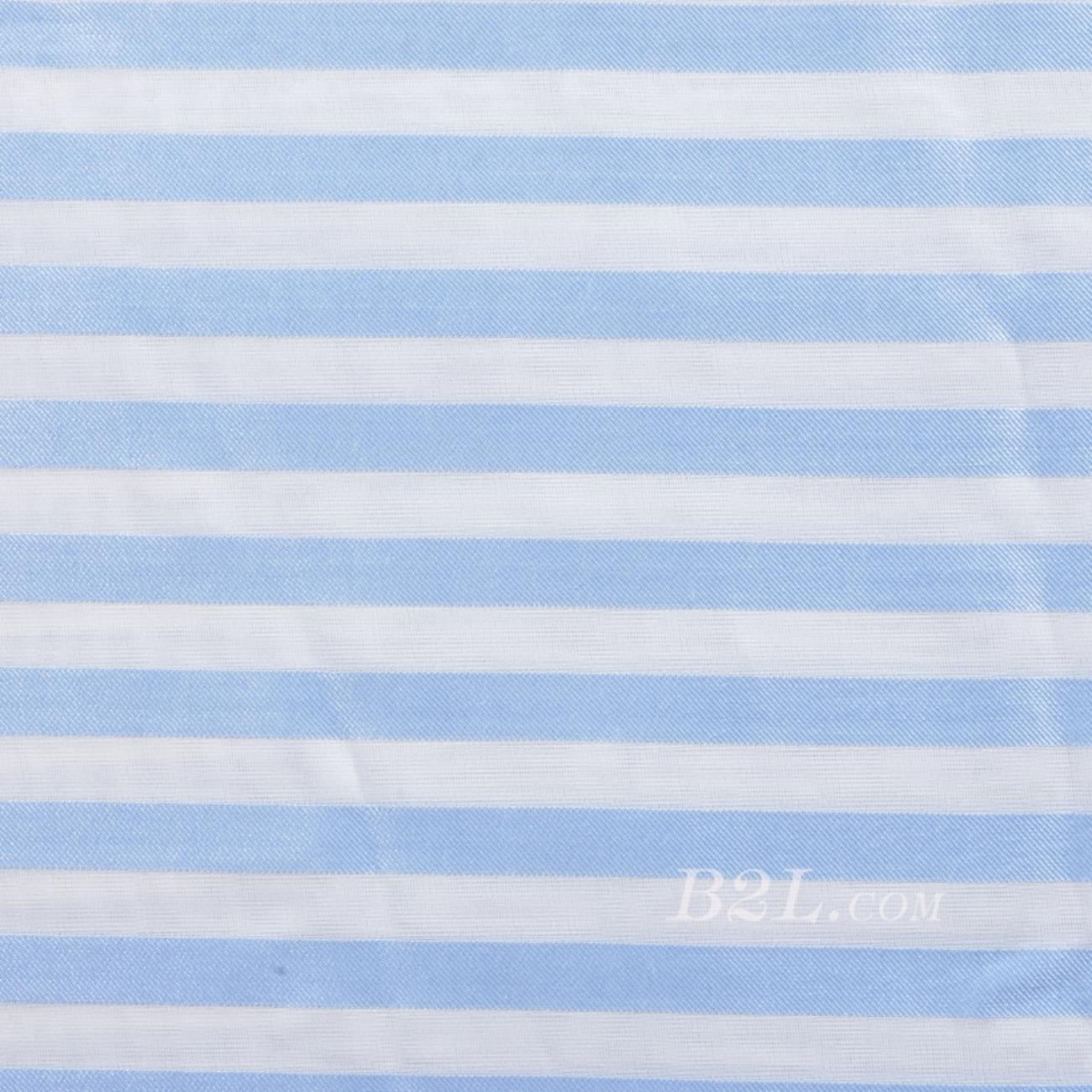 梭織染色條紋面料-春夏連衣裙襯衫面料S773