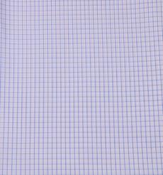 格子 梭织 色织 无弹 休闲时尚风格 衬衫 连衣裙 短裙 棉感 薄 全棉色织布 春夏秋 60929-156