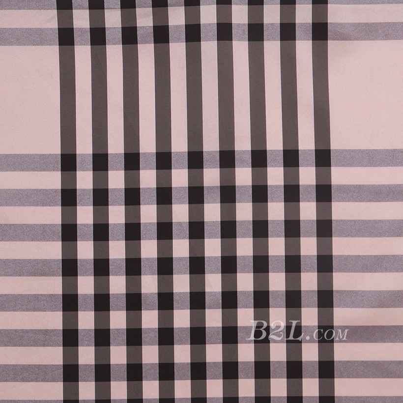 格子 棉感 色织 平纹 外套 衬衫 上衣 70622-27