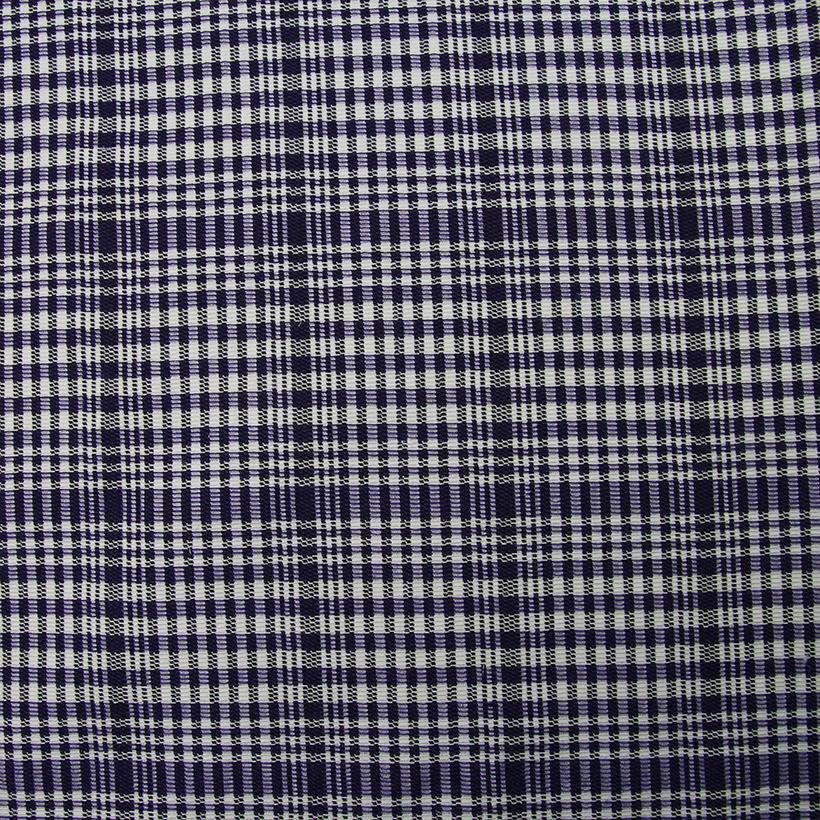 格子 喷气 梭织 色织 提花 连衣裙 衬衫 短裙 外套 短裤 裤子 春秋 期货 60327-36