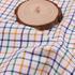 格子 梭织 色织 低弹 休闲时尚风格 衬衫 连衣裙 短裙 棉感 薄 弹力布 春夏秋 60929-87