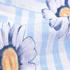 美人条 花朵 印花 全涤 压绉 半身裙 连衣裙 长裙 女装 春秋 71113-7