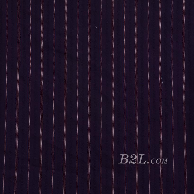 条纹 提花 平纹 无弹 短裙 大衣 连衣裙 大衣 60701-1