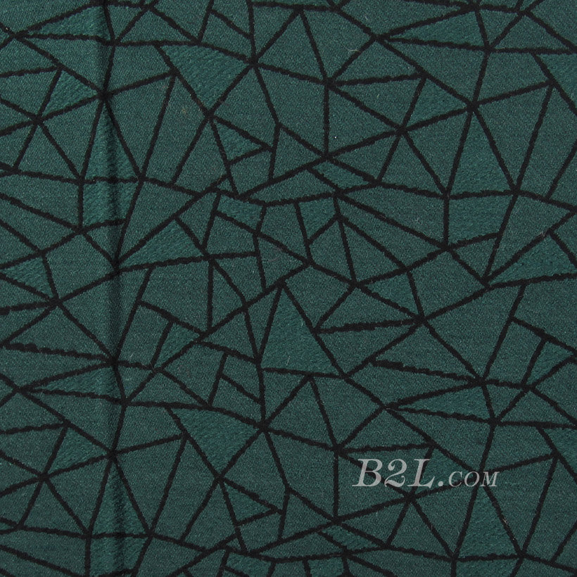 几何 提花 色织 男装 外套 大衣 春秋 60401-93