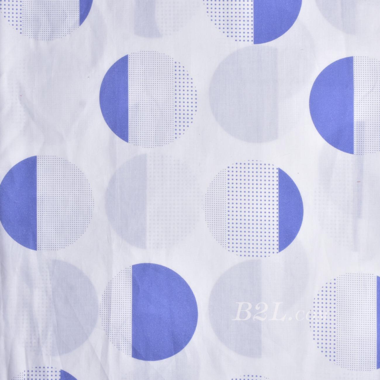 印花 梭織 染色 無彈 幾何 春夏 襯衫 女裝 連體裙 90910-15