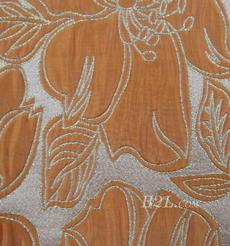 花朵 提花 色织 女装 外套 大衣 春秋 60519-6