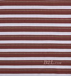 条纹 针织 横条 金线 高弹 棉感 春秋 T恤 针织衫 连衣裙 80905-8