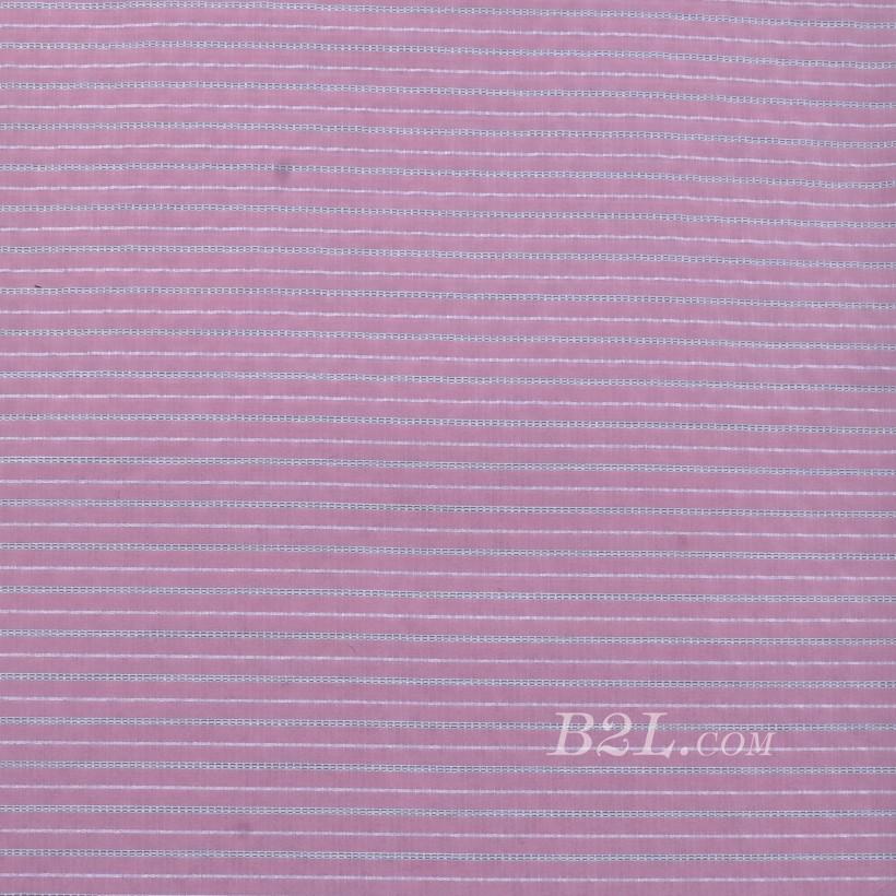 条子 色织 低弹 梭织 衬衫 上衣 女装 70622-9