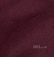 毛紡 梭織 羊毛 素色 絨感 雙面尼 厚 大衣 秋冬 女裝 80323-13