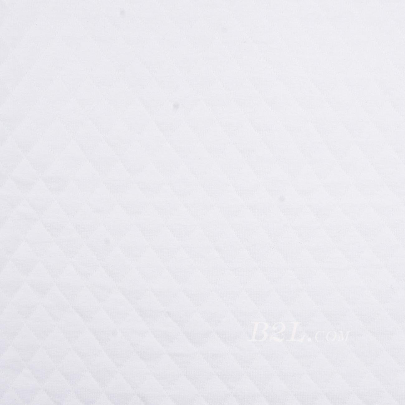 素色 针织 染色 低弹 双层 菱形格  春秋 连衣裙 时装 90304-3