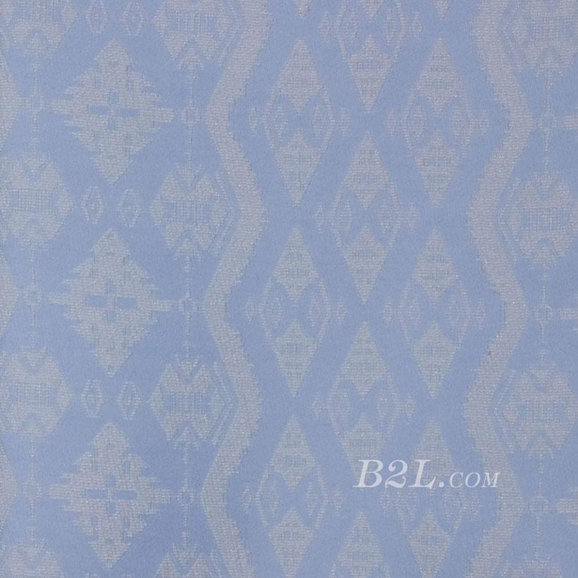 几何 提花 色织 女装 外套 连衣裙 春秋 60626-19