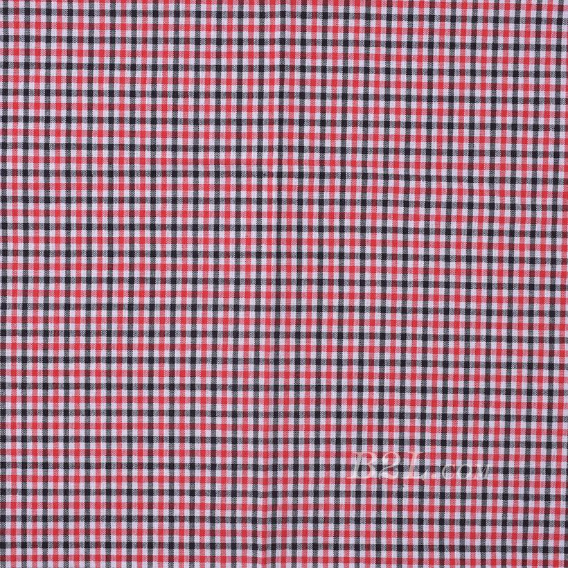 格子 微弹 色织 梭织 春秋冬 西装 外套 半裙 女装 80623-46