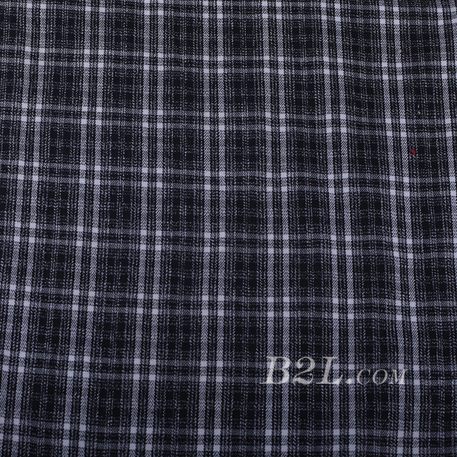 梭织 格子 棉感 色织 无弹 外套 大衣 期货 60620-6