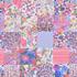 期货 印花 梭织 全涤 花朵 低弹 薄 连衣裙 衬衫 春夏 女装 童装 80302-47