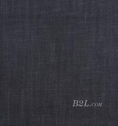 棉麻 梭织 斜纹 竹节 染色 牛仔 硬 弹力 春秋冬 裤装 外套 80819-11