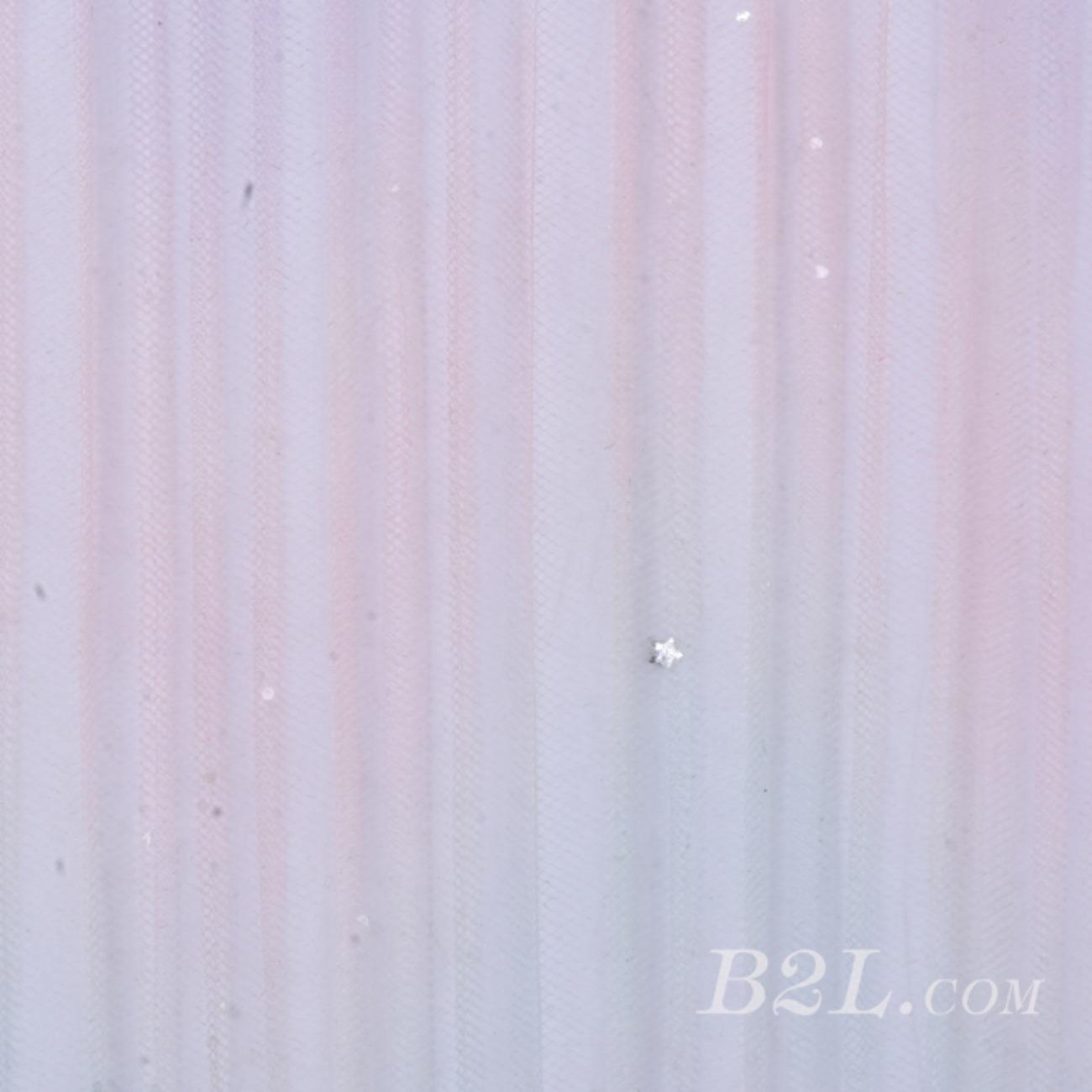 网布 压皱 渐变 亮片 弹力 春夏 裙子 礼服 时装 90831-12