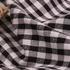 期货 格子 喷气 色织 低弹 衬衫 连衣裙 棉感 女装 春夏  61219-15