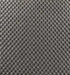 提花纹路3d网眼布