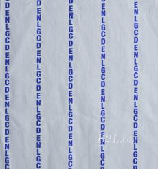 印花 梭织 染色 无弹 字母 春夏 女装 衬衫 连衣裙 90910-12