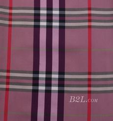 格子 棉感 色织 平纹 外套 衬衫 上衣 70622-56