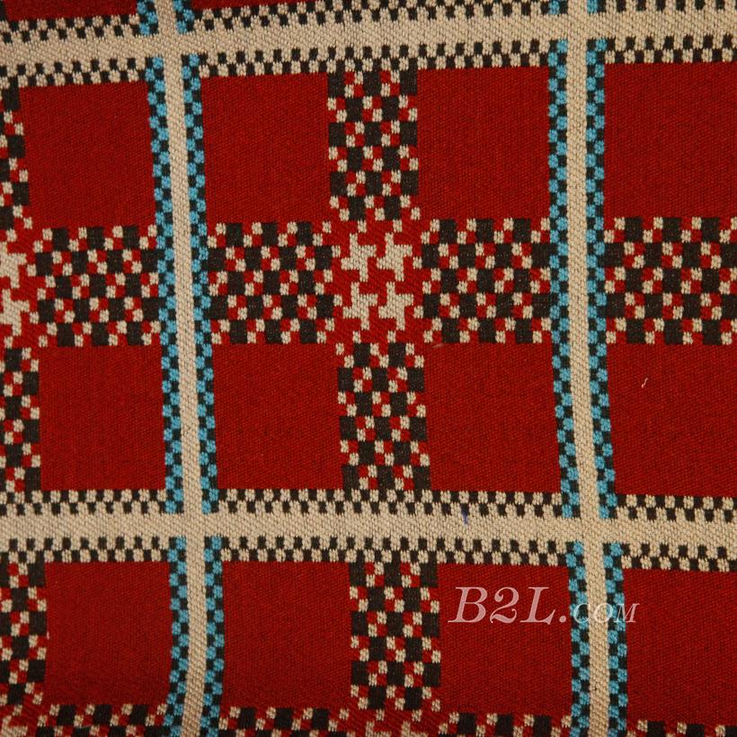 梭织 提花 色织 格子 无弹 连衣裙 外套 春秋 期货  71201-20