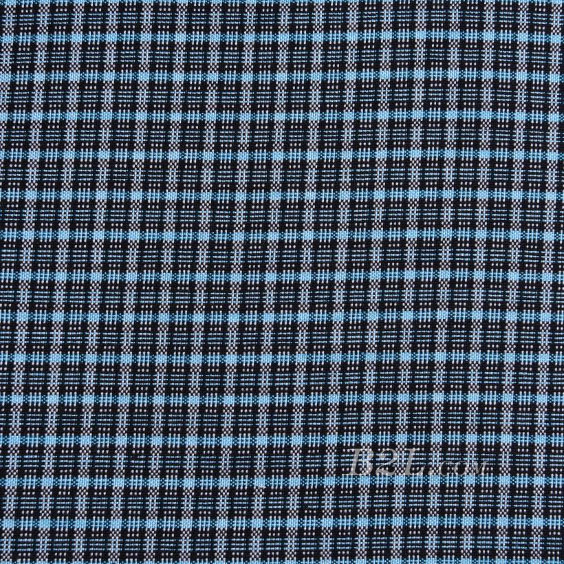格子 提花 色织 女装 外套 大衣 春秋 60401-110