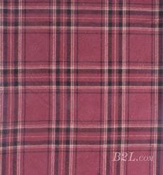 梭織染色毛紡格子面料-適合做春秋冬款的外套休閑服連衣裙等S1153