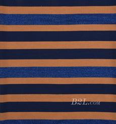 条纹 针织 横条 高弹 定位 棉感 春秋 T恤 针织衫 连衣裙 80905-13