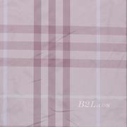 巴寶莉 格子 全滌 梭織 色織 無彈 襯衫 外套里布 大衣里布 短褲 薄 光面 期貨 60324-23