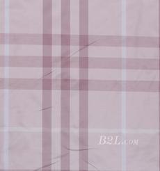 巴宝莉 格子 全涤 梭织 色织 无弹 衬衫 外套里布 大衣里布 短裤 薄 光面 期货 60324-23