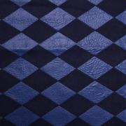菱形 呢料 柔软 羊毛 大衣 外套 女装 70427-13