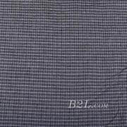 梭织 格子 棉感 色织 斜纹 无弹 外套 衬衫 大衣 裤子 60620-12