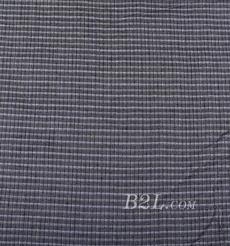 梭織 格子 棉感 色織 斜紋 無彈 外套 襯衫 大衣 褲子 60620-12
