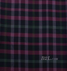 格子 棉感 色织 平纹 外套 衬衫 上衣 厚 70622-58