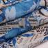 报纸 期货 螃蟹 梭织 印花 连衣裙 衬衫 短裙 薄 女装 春秋 60621-156