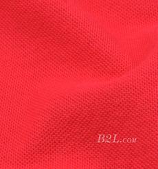 珠地網眼 滌棉 素色 經編 染色 單面 高彈 運動裝 柔軟 棉感 女裝 男裝 春夏 80302-66