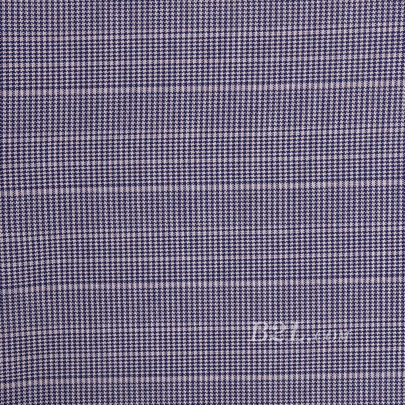 千鸟格 棉感 色织 平纹 外套 短裙 连衣裙 70622-99