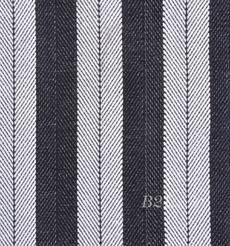 梭织染色条纹毛纺面料-秋冬大衣外套连衣裙面料90702-2