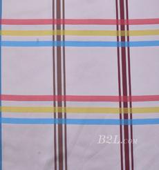 格子 棉感 色织 平纹 外套 衬衫 上衣 70622-11