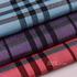 格子 棉感 色织 平纹 外套 衬衫 上衣 薄 70622-113