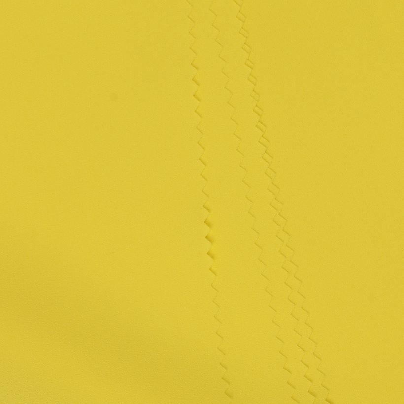 全涤 乱麻 素色 梭织 染色 低弹 裤子 套装 女装 春秋 70331-7