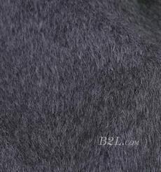 毛纺 梭织 羊毛 素色 绒感 单面 顺毛呢 厚 大衣 秋冬 女装 80323-11