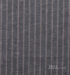 梭織染色亞麻條紋面料-春夏襯衫外套面料90924-10