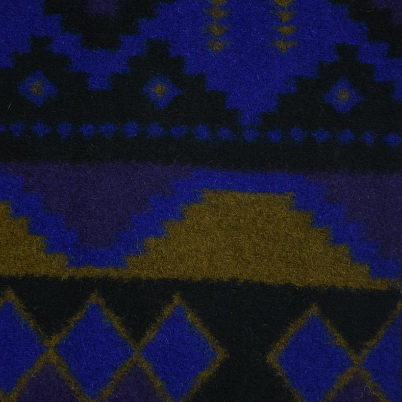 几何 呢料 柔软 羊毛 大衣 外套 女装 60803-33
